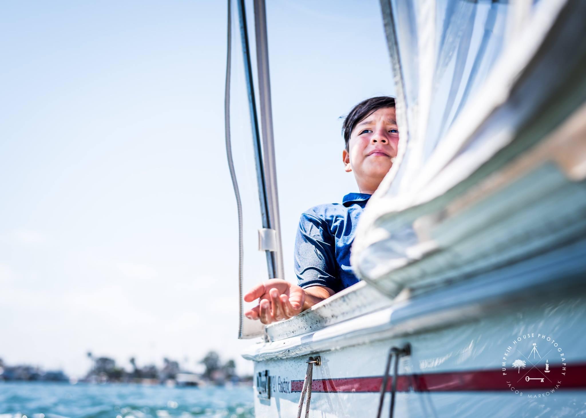[sail] away