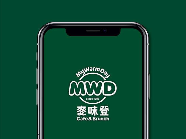 麥味登 MyWarmDay UI/UX Design