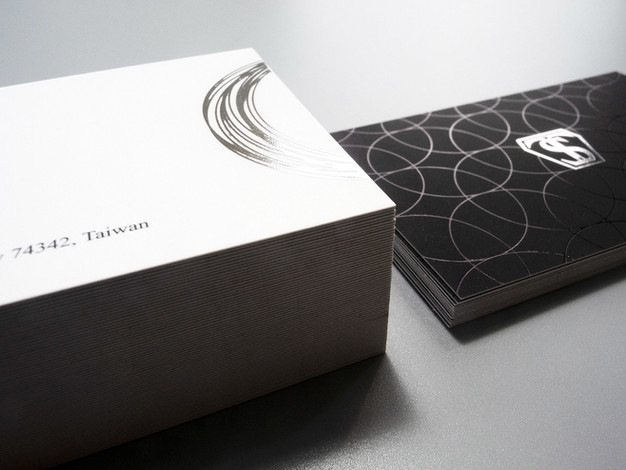 仙宗興業股份有限公 SHIAN TZONG INDUSTRIAL LTD. Business Card Design