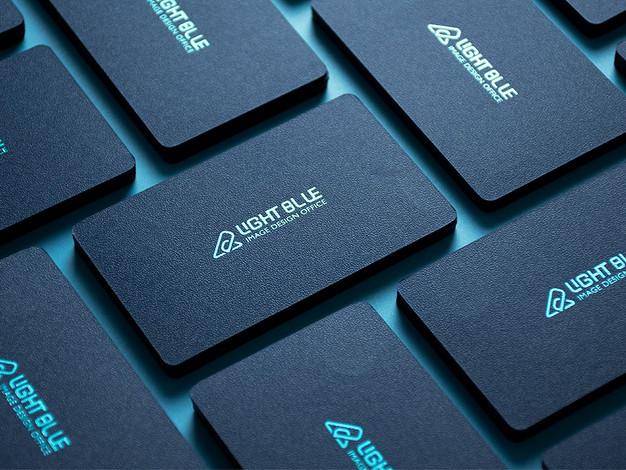 月白形象設計事務所 LIGHT BLUE IMAGE DESIGN OFFICE VI Design