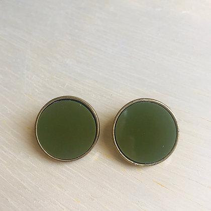 Brinco Dot Verde