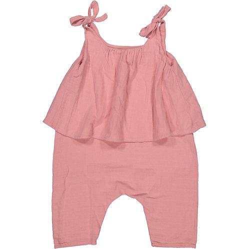 Catherine Jumpsuit - Pink Birkin  - Kid
