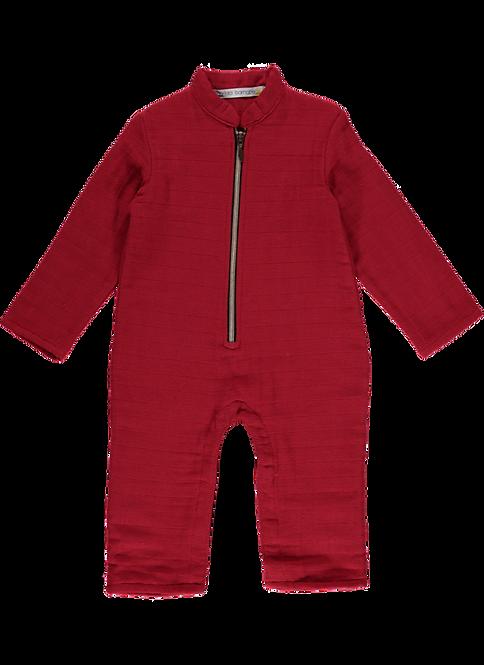 Jumpsuit - Red Velvet