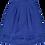 Thumbnail: Kid Skirt - Electric Blue