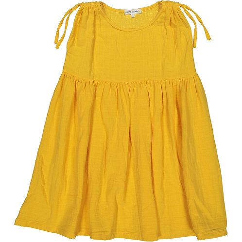 Anna Dress - Yellow Splash - Teen/Woman
