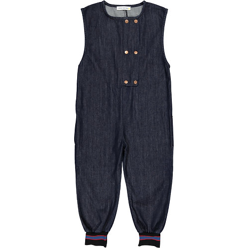 Denim Overall - Kid
