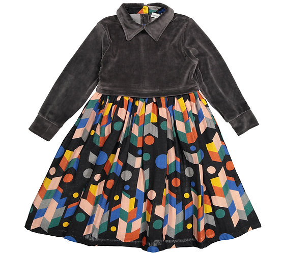Twiggy Dress - Print - Baby