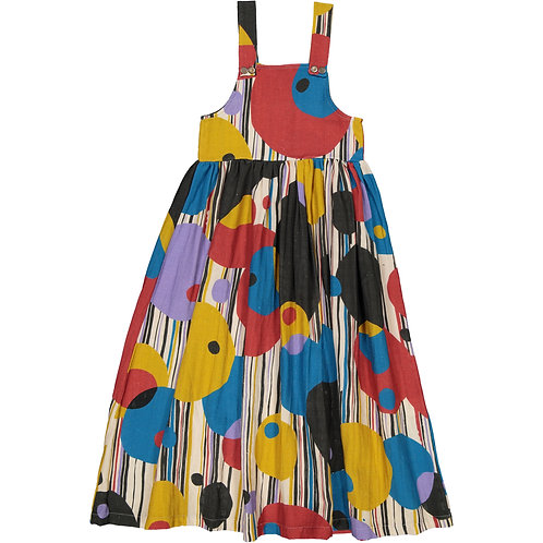 Jumper Dress - Print - Kid