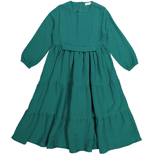 Coachella Dress - Forest