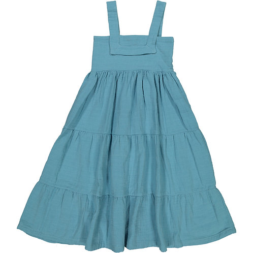 Jeanne Dress - Blue Vague - Kid