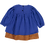 Thumbnail: Dress 2 colors - Blue | Caramel