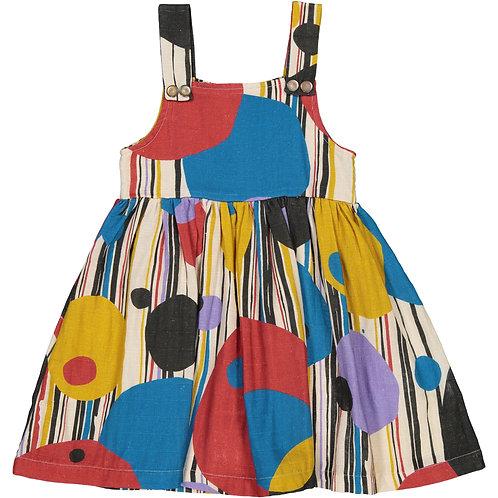 Jumper Dress - Print - Baby