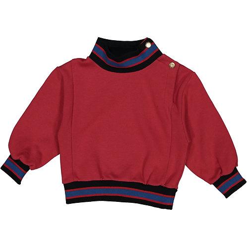 Sweatshirt - Silky Marsala - Baby