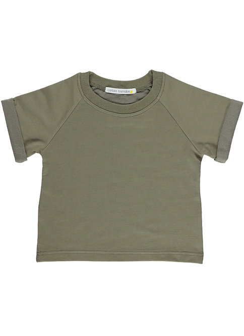 Lx T-shirt - Taupe