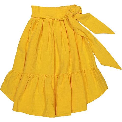 Skirt - Yellow Splash - Teen/Woman