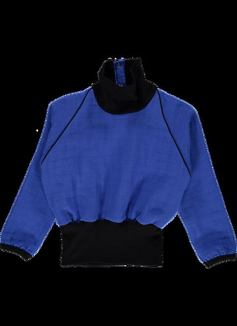 Blouse - Electric Blue