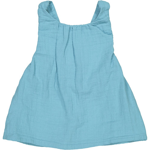 Overall Skirt - Blue Vague - Baby