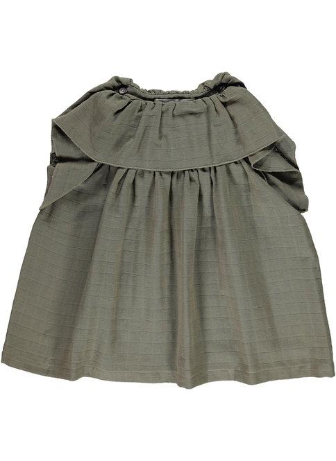 Tejo Dress - Taupe Alfama