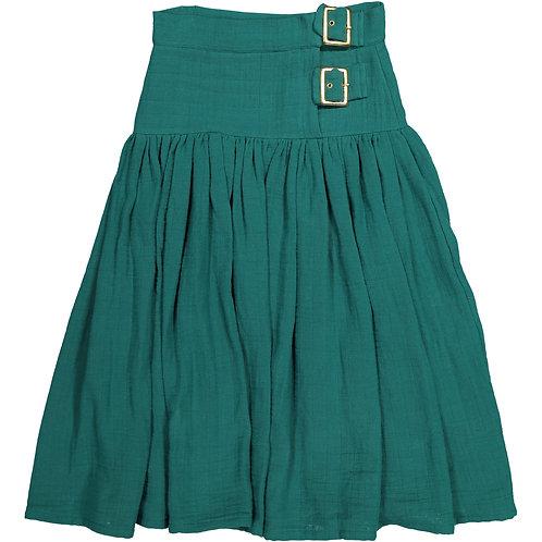 Maxi Skirt - Forest