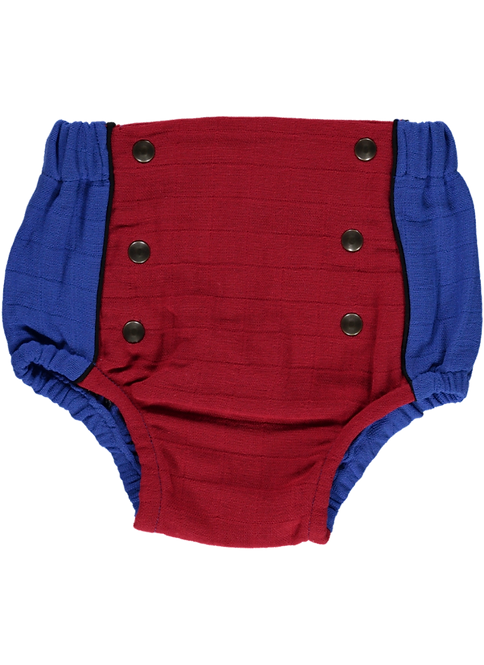 Bloomer - Blue | Red