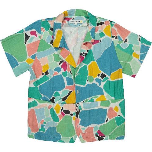 Painter's Shirt - Print - Teen/Woman