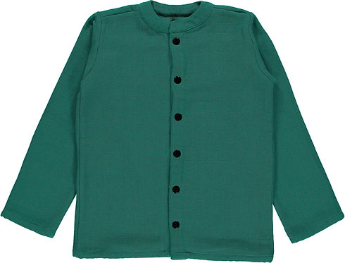 Jacket Skirt - Green amazonite