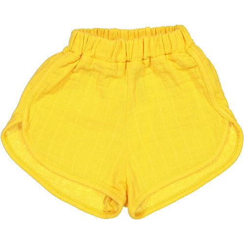 Shorts - Yellow Splash - Kid