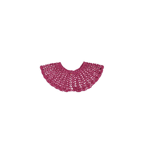 Lace Collar - Pink
