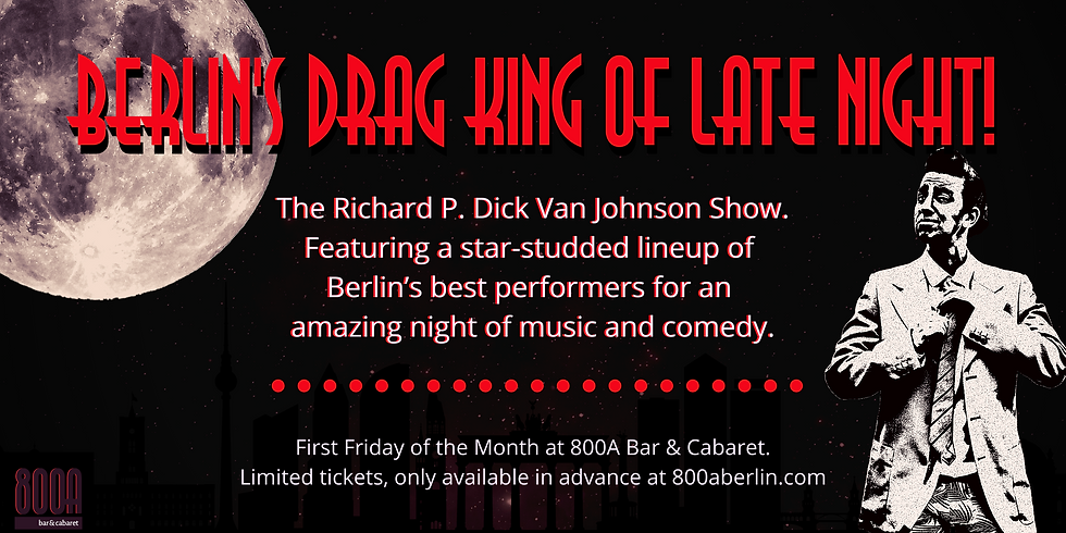 The Richard P. Dick Van Johnson Show