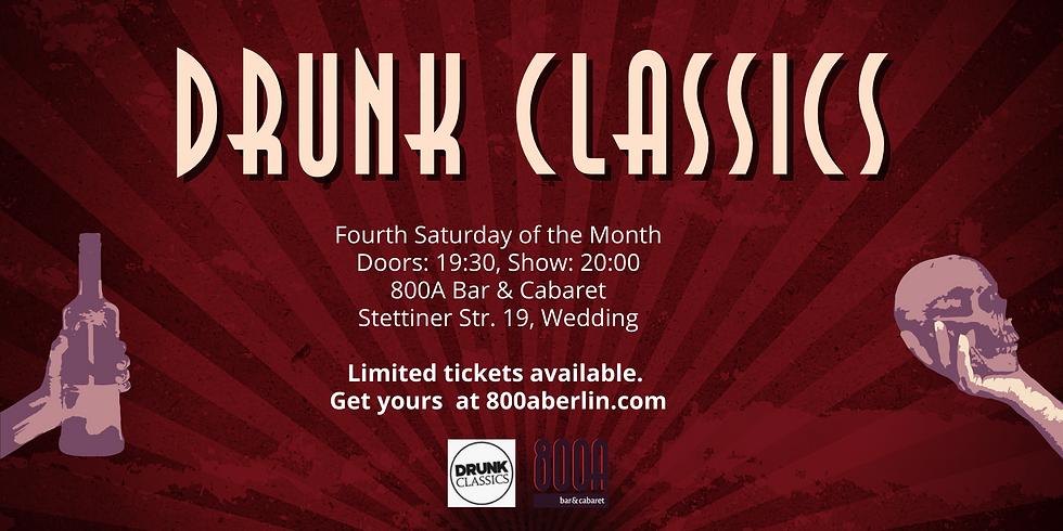 Drunk Classics: The Godfather