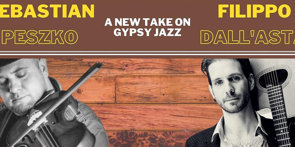 Gypsy Jazz meets Balkan, Bebop and Classical