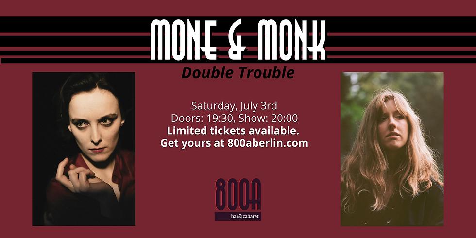 Mone & Monk: Double Trouble