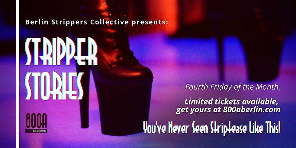 Stripper Stories - Berlin Strippers Collective