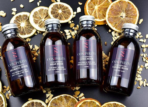 ConSpiriti 4 x 150ml Tasting Set