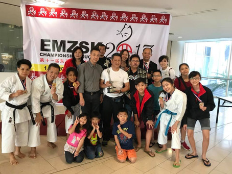 Upcoming Competitions: Brunei and Bintulu