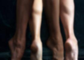 Dancers Feet