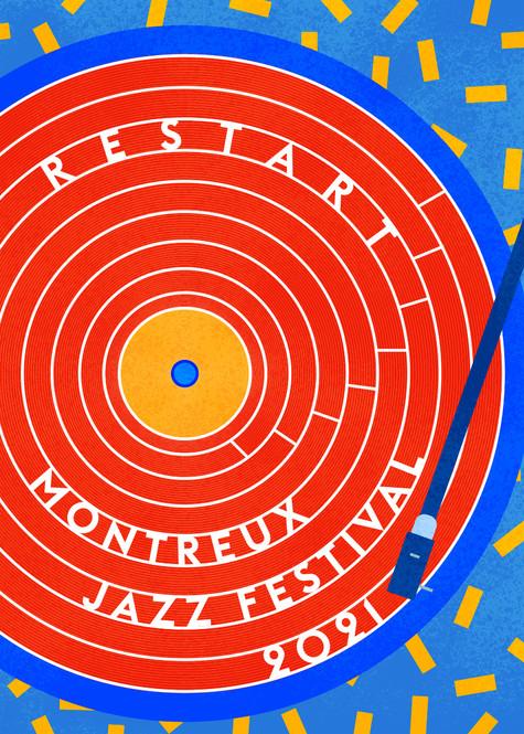MONTREUX JAZZ FESTIVAL - 1