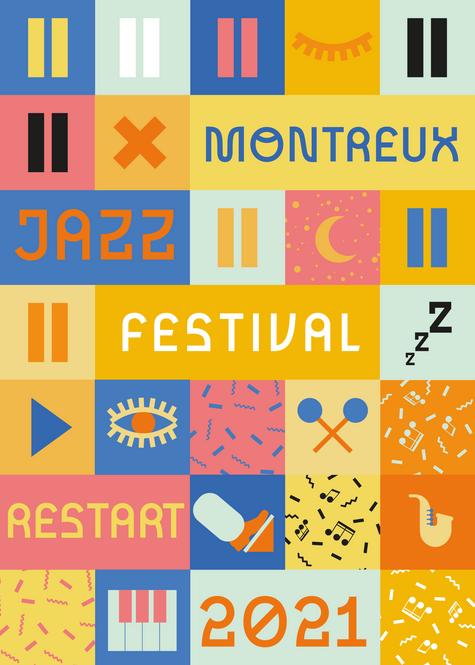 MONTREUX JAZZ FESTIVAL - 3