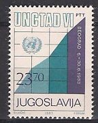 Yugoslavia 1983 UN Trade and Development