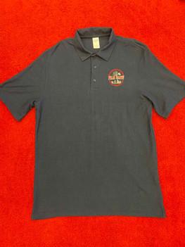 ECFC Polo Shirt - Black