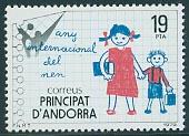 Andorra 1979 Sc 113
