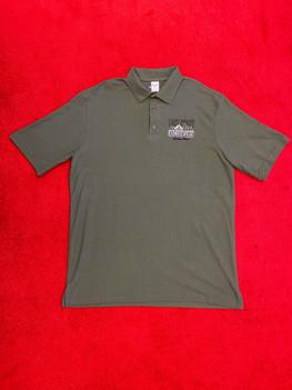 ECFC Polo Shirt - Sage Green