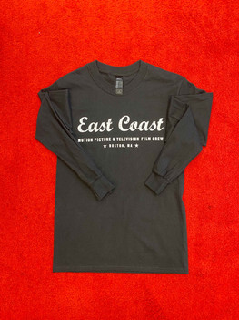 ECFC Long Sleeve T-Shirt - Black