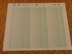 Calendar grid K&E 46 6690 photo - Copy (2)