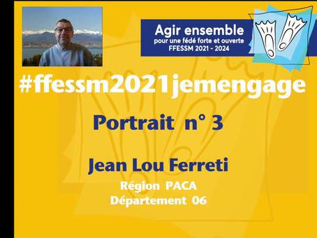 Mais qui est Jean lou Ferretti ?