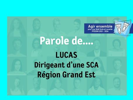 Parole de... Lucas, dirigeant de SCA