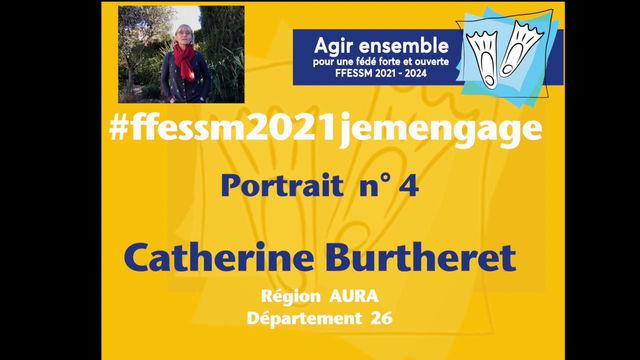 Mais qui est Catherine Burtheret ?