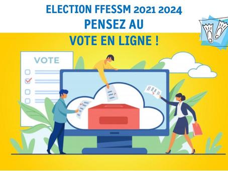 Président de club FFESSM, votez pour qui  vous voulez, mais votez... VOUS-MÊME !