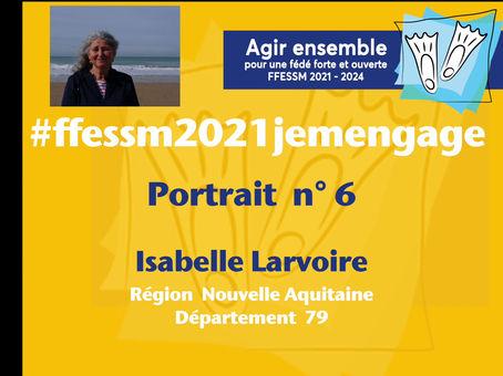 Mais qui est Isabelle Larvoire ?