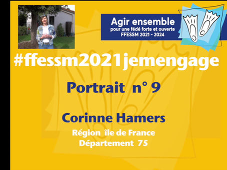 Mais qui est Corinne Hamers ?